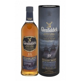 Glenfiddich 15 år Distillery Edition