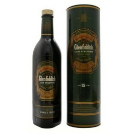 Glenfiddich 15 år Cask Strength