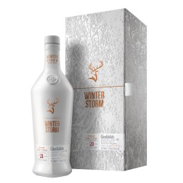 Glenfiddich Winter Storm 21 Year 43%