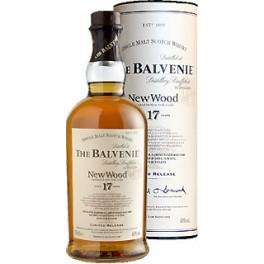 Balvenie  New Wood 17 År