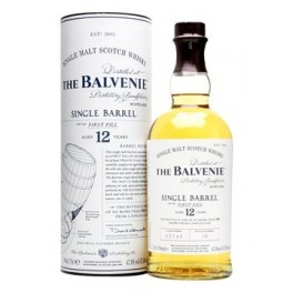 Balvenie Single Barrel First Fill 12 år