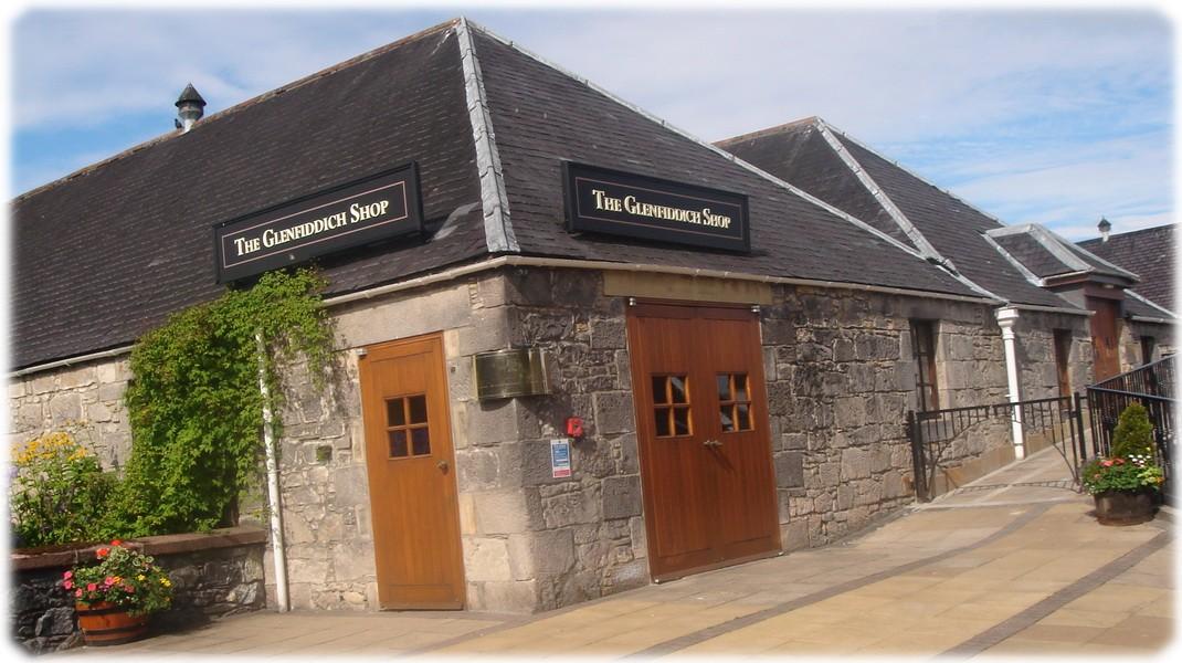 Glenfiddich Shop